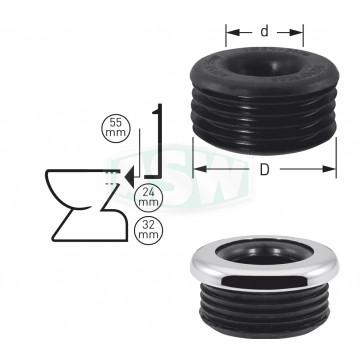 Mület®-WC-Verbinder Flexopress®