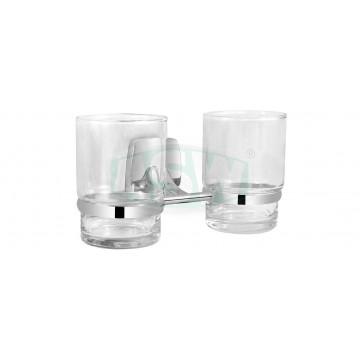Glashalter doppelt Serie 2000